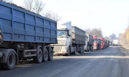 Мешканцям Запорізької області пропонують долучити до контролю за перевантаженими фурами