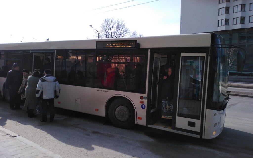 Маршрут руху кількох автобусів у Запоріжжі змінять через реконструкцію