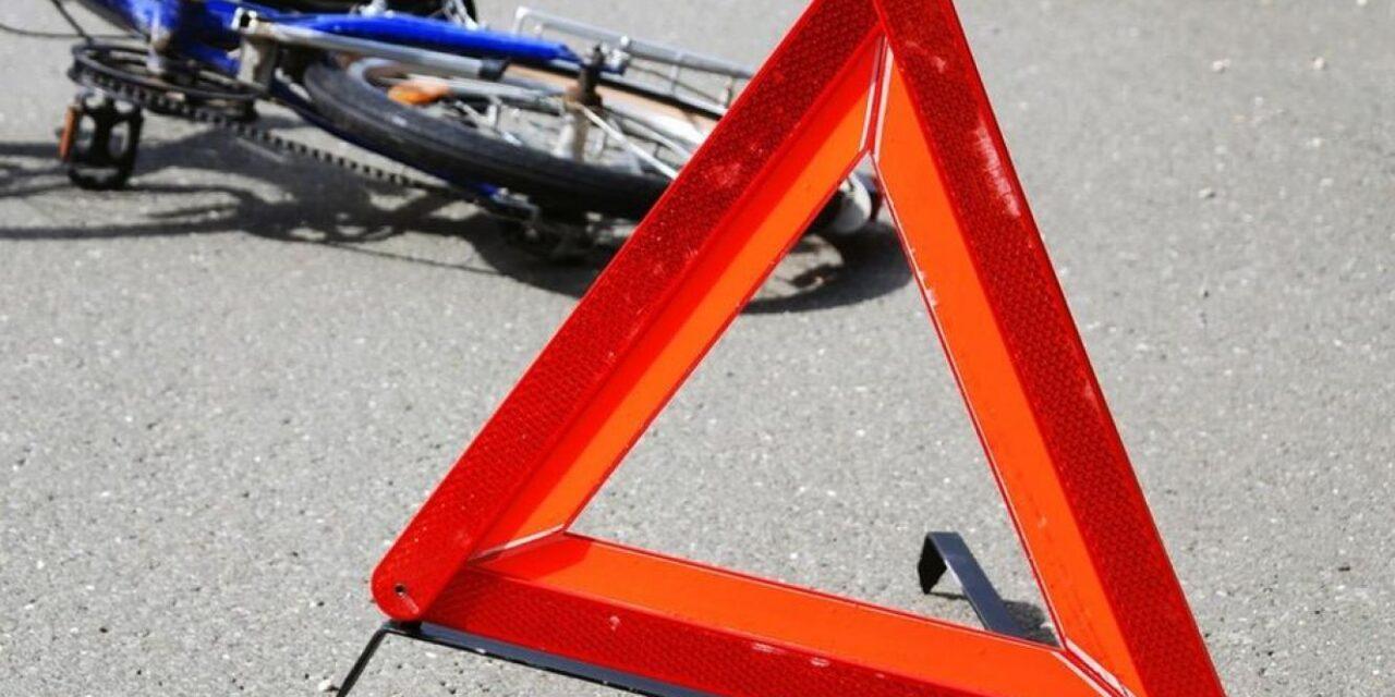 У Запоріжжі та районі під колеса авто потрапили діти-велосипедисти