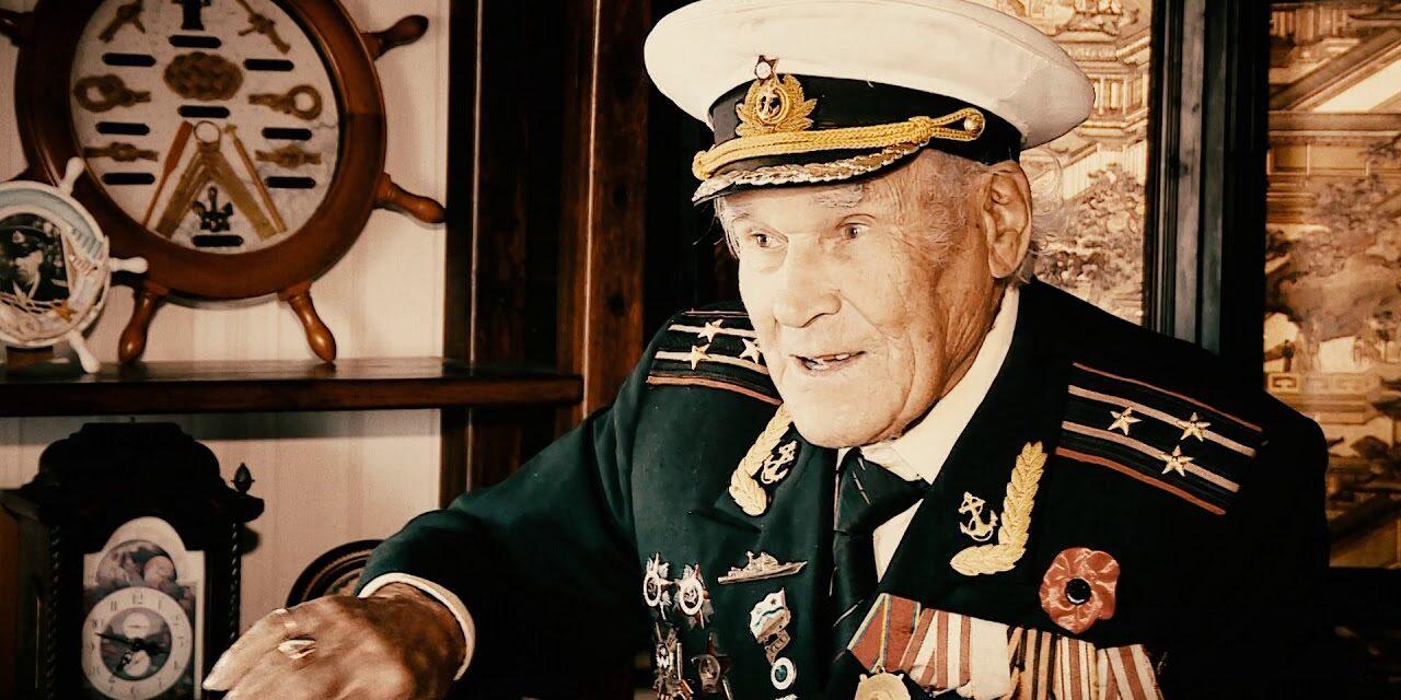 Сьогодні виповнилося 103 роки відомому в Запоріжжі ветерану Івану Залужному