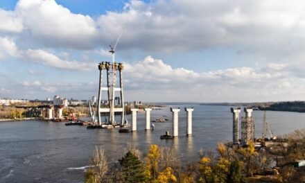 Понад пів тисячі дерев зрубають у Запоріжжі заради мостів