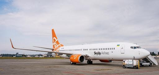 Лоукостер SkyUp відмовився від планів в запорізькому аеропорту