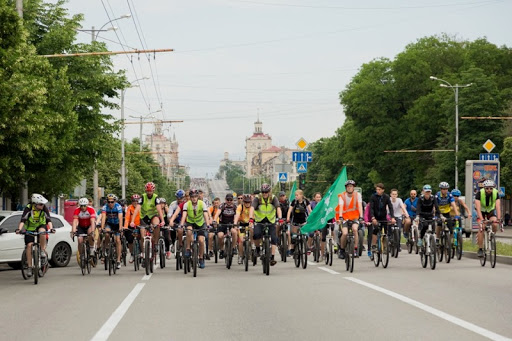 Велосипедисти Запоріжжя відзначать Велодень пробігом, ймовірно перекриють дорогу