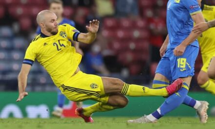 Травмований член збірної України з футболу більше не вийде у поєдинки на Євро-2020