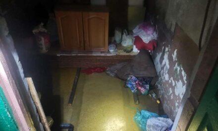Грозова вода на Запоріжжі дісталася вже й помешкань людей – фото