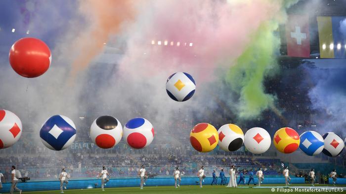 З'явився повний розклад футбольних матчів Євро-2020