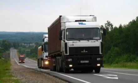 Відповідальність за порушення габаритно-вагових норм тепер поклали на самих водіїв