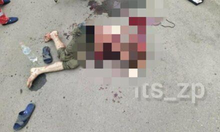 На Запоріжжі чоловік хотів зірвати гранату, але не встиг кинути, як вона відірвала частину руки