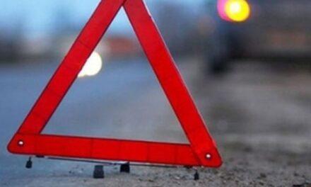 На Запоріжжі трапилася серйозна ДТП, постраждало 4 осіб