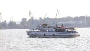 водний транспорт Запоріжжя