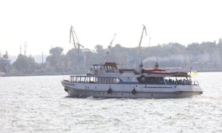 Сьогодні в Запоріжжі відкрили річкову навігацію