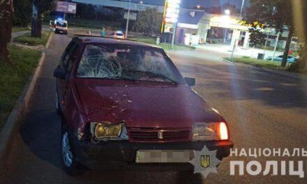На Запоріжжі під колеса авто потрапив велосипедист, чоловік загинув від травм – фото