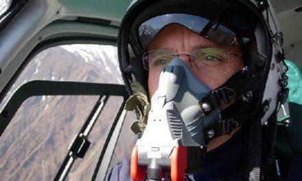 У Запоріжжі видаватимуть посвідчення на право керування легким вертольотом