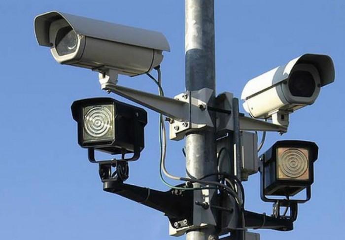 Поліція додала камери фіксації швидкості руху на автодорогах – пункти контролю