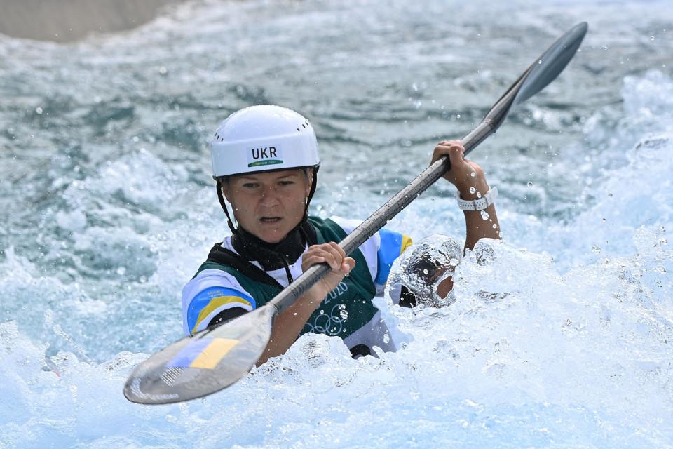 Киянка виходить до півфіналу Олімпійських Ігор!
