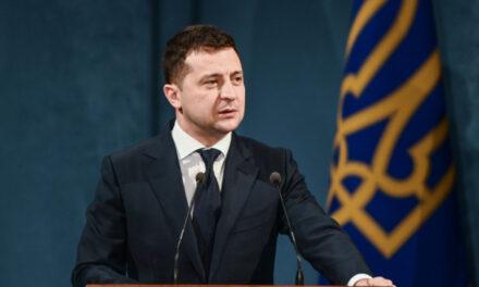 Зеленський назвав ймовірного майбутнього міністра МВС