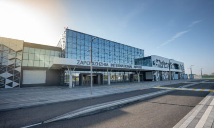 Керівника аеропорта «Запоріжжя» підозрюють у розтраті 9 мільйонів гривень