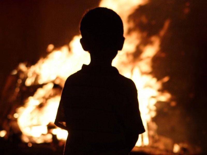 На Запоріжжі дитина гралася бензином й обгоріла