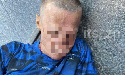 Тіло з ножем у серці в центрі Запоріжжя, поліція прокоментувала випадок