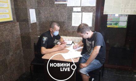 У Києві в нардепа забрали водійське, поліція вважає, що був під наркотиками