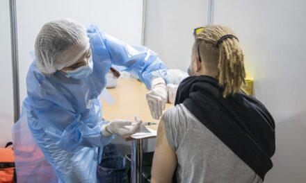 У Запоріжжі відкривають додатковий центр вакцинації