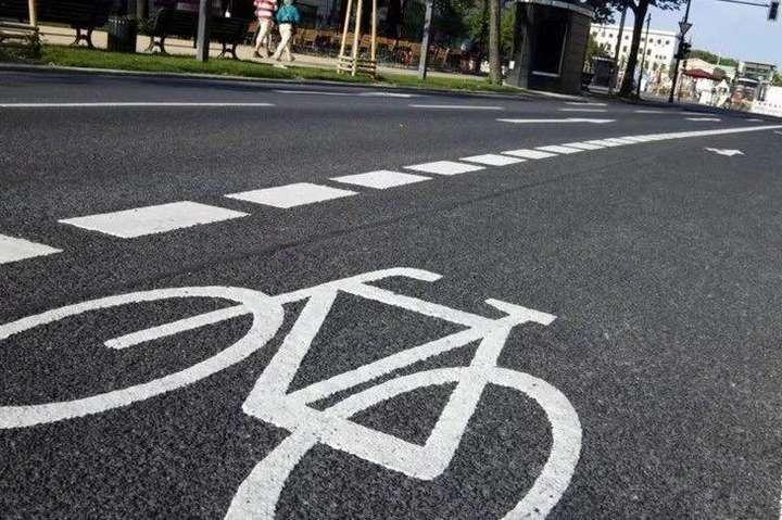 Нові велосипедні доріжки Києва з'явилися на карті