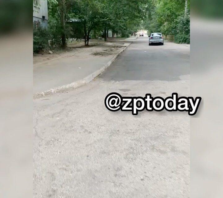 Через Концерн «МТМ» пішохідна доріжка у Запоріжжі в аварійному стані – соцмережі