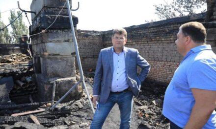 У Запоріжжі знайшли тимчасове рішення щодо будинку, де сталася масштабна пожежа