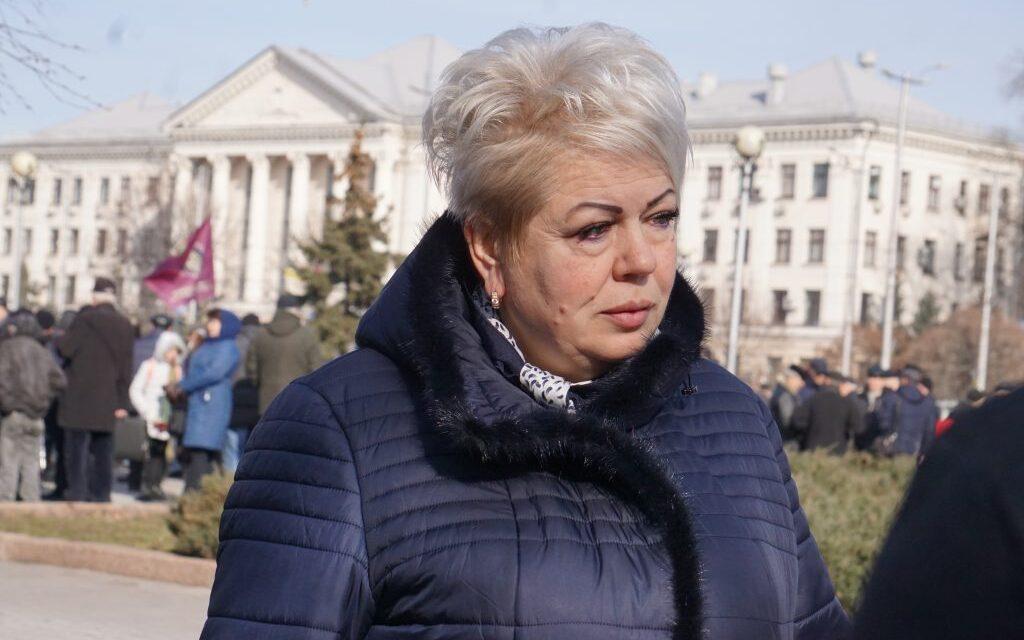 Проросійську депутатку з команди міського голови Запоріжжя хочуть призначити керівницею ліцею