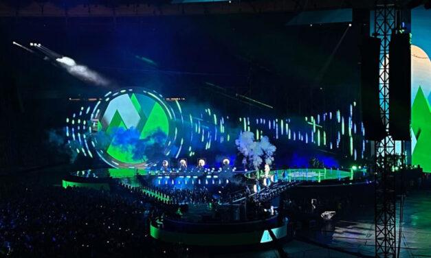 """Трансляція концерту до Дня незалежності на НСК """"Олімпійський"""""""