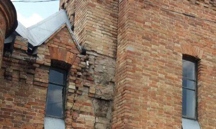 Відома історична пам'ятка на Запоріжжі руйнується