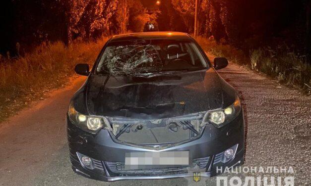 У Запоріжжі на Хортиці під колеса авто потрапила сім'я з 3 осіб, стан постраждалих тяжкий – фото