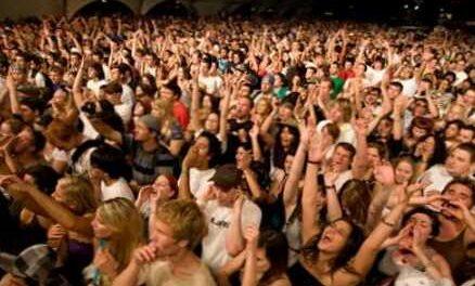 Мешканцям Запоріжжя нагадали про правила перебування в натовпі перед масштабним святом