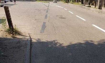 У Запоріжжі відреагували на зауваження активіста з приводу дорожньої розмітки – фото