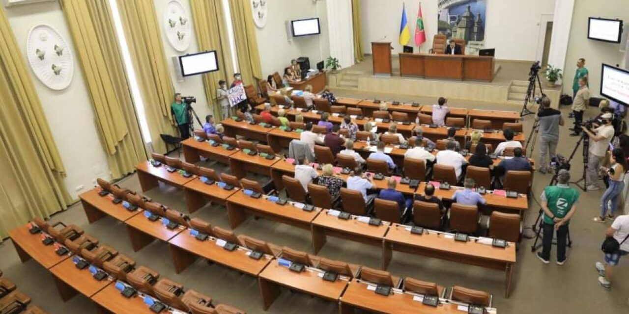 Дві сесії Запорізької міськради за тиждень: Буряк оприлюднив дати