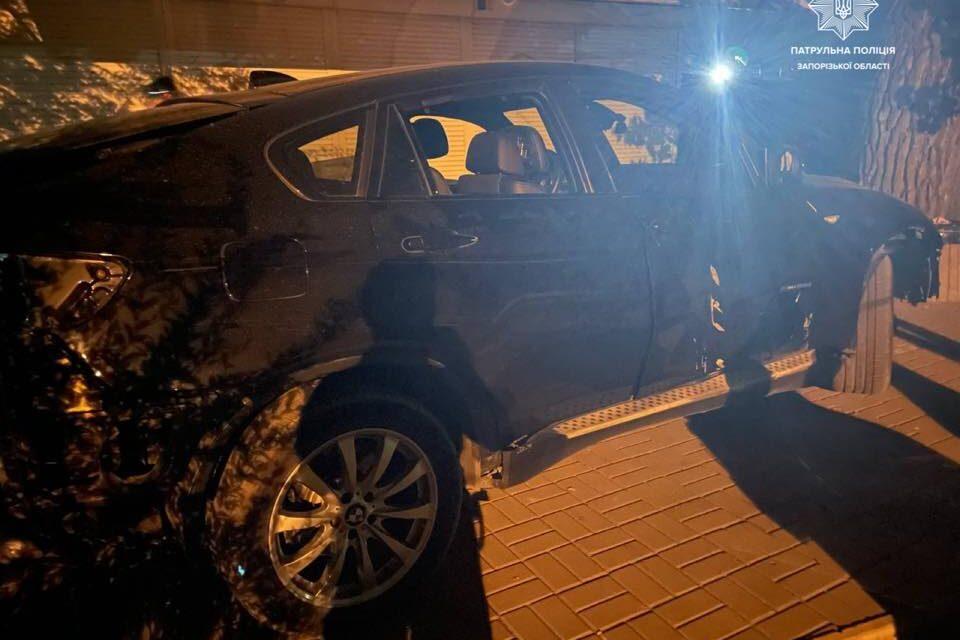 У Запоріжжі автомеханік СТО вкрав BMW, щоб трохи поганяти – фото