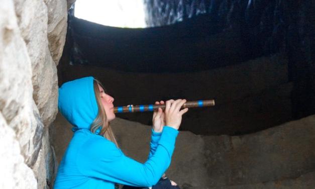 Айтівець із Запоріжжя зробив справою свого життя – виготовлення флейт (фото)