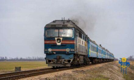 «Укрзалізниця» анонсувала курсування декількох приміських поїздів по Запорізькій області – розклад
