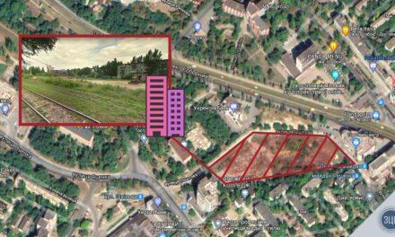 В обхід Запорізької міськради фірма Шурми-молодшого побудує новий житловий комплекс
