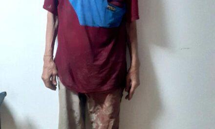 На Запоріжжі затримали підозрюваного, який був увесь в крові – фото