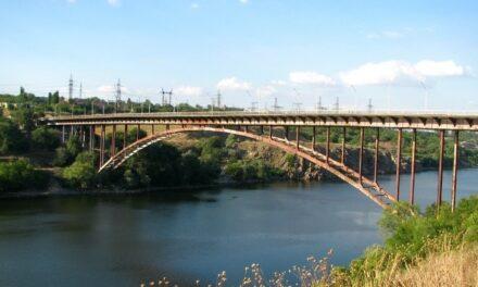 На одному із запорізьких мостів збираються обмежити рух великогабаритного транспорту