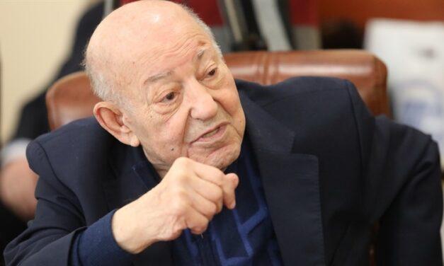 Почесний мешканець Запоріжжя помер на 91-му році життя – фото