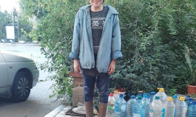 Безпритульна, яка на Запоріжжі знайшла 110 тис. грн й віддала їх власнику, отримає винагороду від бізнесмена