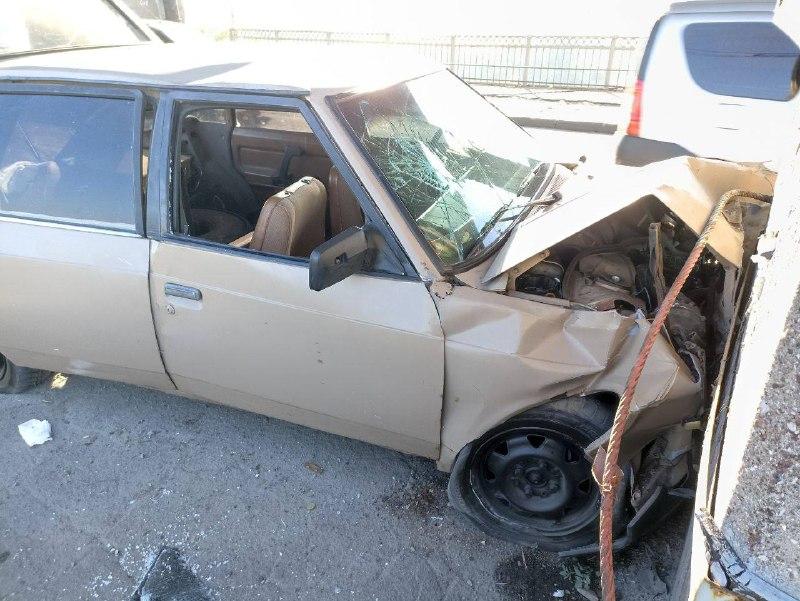 У Запоріжжі сталась ДТП з постраждалими – фото