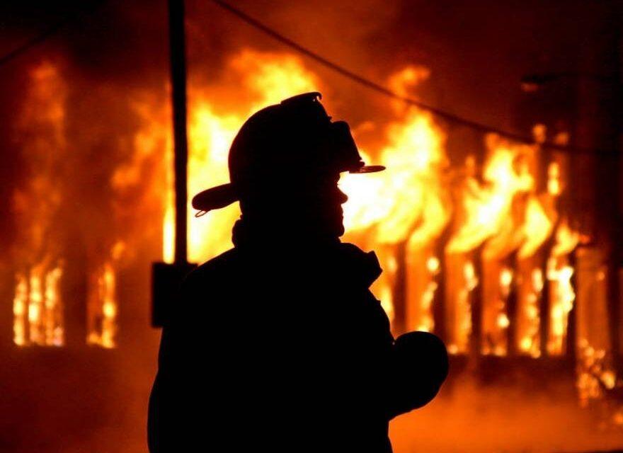 У Запоріжжі на пожежі загинала жінка