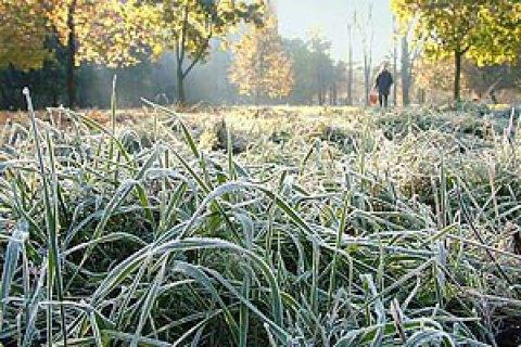 У Запоріжжі та областіочікуютьсяперші заморозки – прогноз