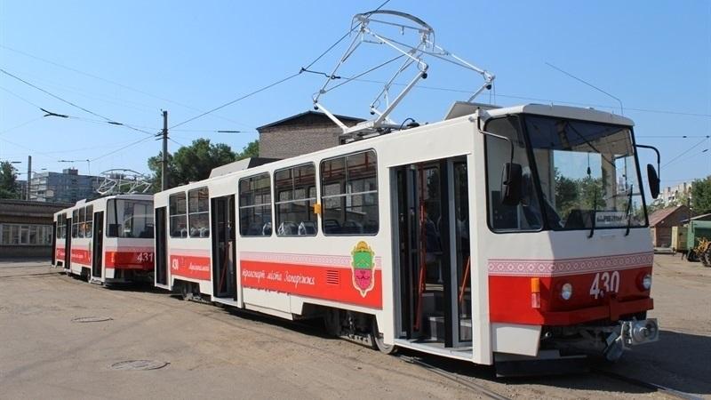 На популярних напрямках у Запоріжжі тимчасово припинять рух громадського транспорту