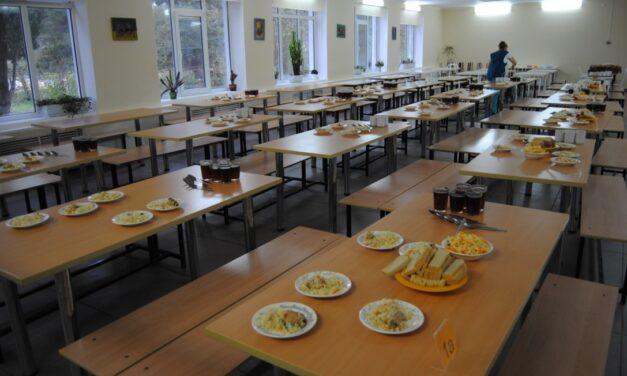 В одній зі шкіл Запорізької області дітей годували продуктами невідомого походження