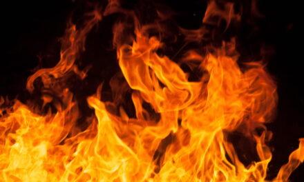 На Запоріжжі в будинку житлового будинку загорівся електрообігрівач, постраждала жінка