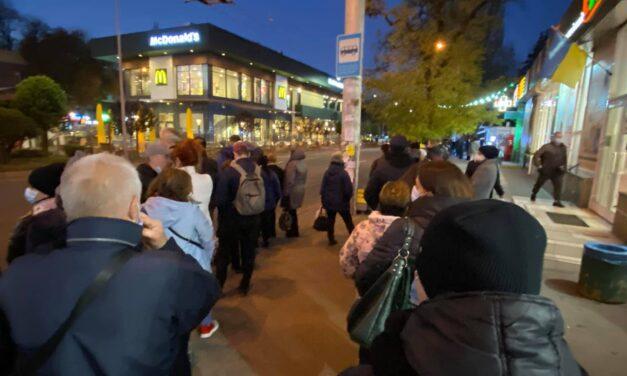 Мешканці Запоріжжя лютують через малу кількість транспорту ввечері – фото